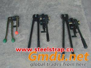 Manual Tool (Tensioner and Sealer) for steel strapping