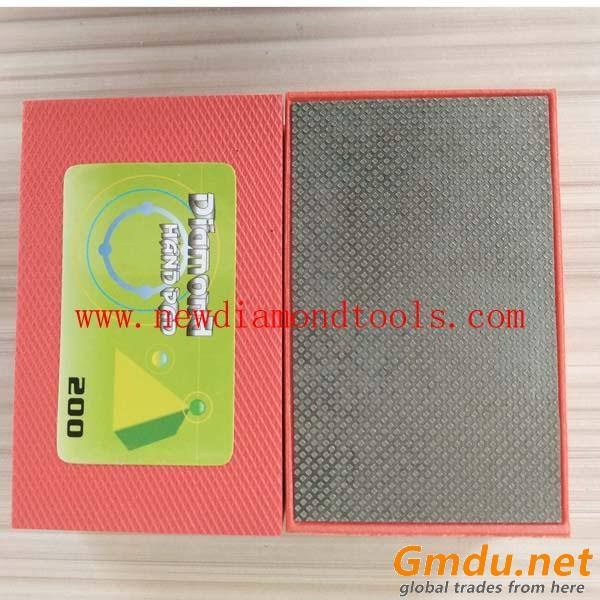 Diamond Hand Polishing Pads for Concrete
