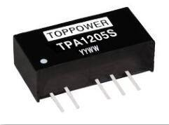 1W Isolated Single and Dual Output DC/DC Converters TPA