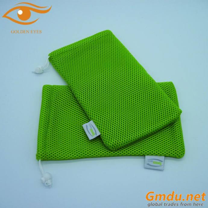 hot sell nylon mesh drawstring pounch