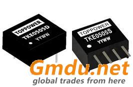 1W Isolated Miniature Single Output DC/DC Converters TKE