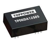 6W Wide Input Voltage DC/DC Converters TP06DA