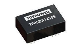 5W Wide Input Voltage DC/DC Converters TP05DA