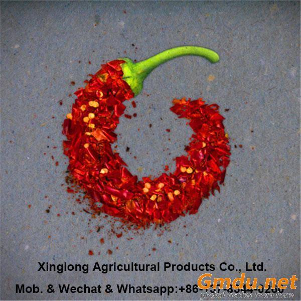 Dehydrated Chaotian Chili 12000SHU popular for US.EU market