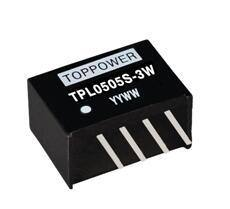 3W Isolated Single Output DC/DC Converters TPL-3W