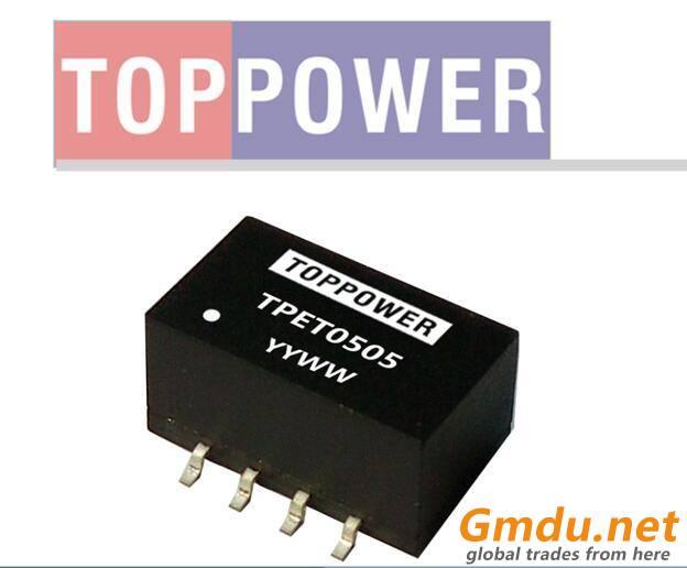 1W 3KVDC SMD DC/DC Converters TPET