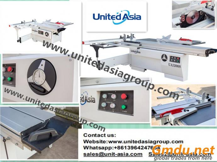 United Asia Indsutry PANEL SAW UA1600S