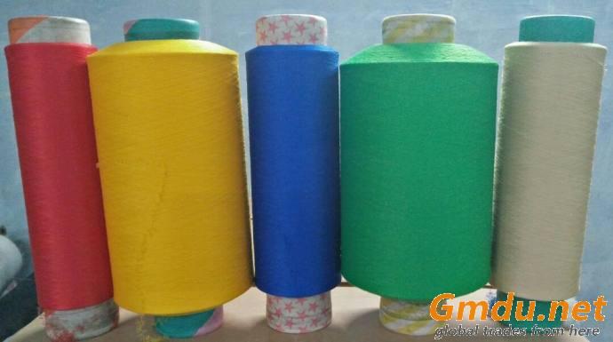 Air Covered Spandex Yarn