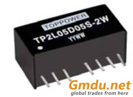 2W Isolated DC/DC Converters TP2L-2W