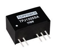 1W 6KVDC Isolated DC/DC Converters TPJ