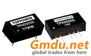 2W Isolated Single & Dual Output DC/DC Converters TPH