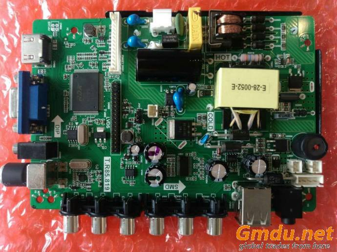 All in one LED TV main board