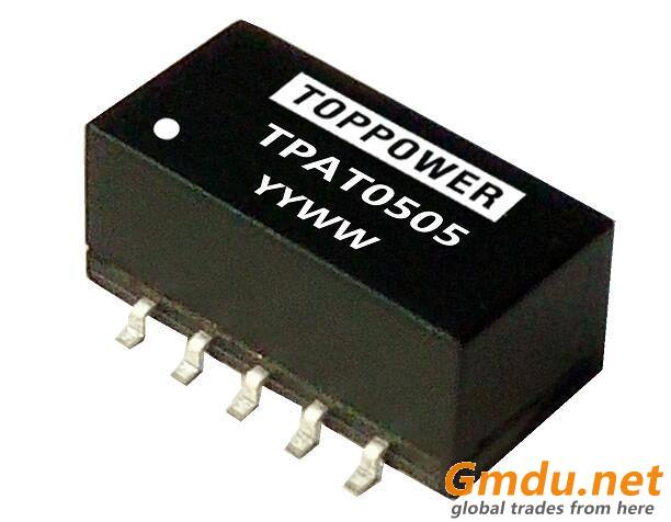 1W Isolated Dual Output SMD DC/DC Converters TPAT