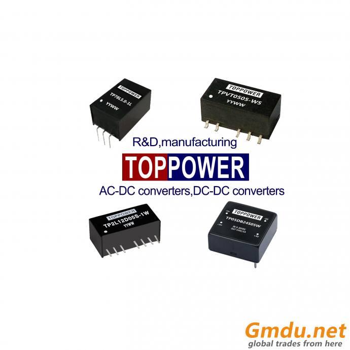 5W 3KVAC Isolation Wide Input AC/DC Converters TP05AD