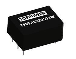 3W 2.5KV Isolation Wide Input AC/DC Converters TP03AR