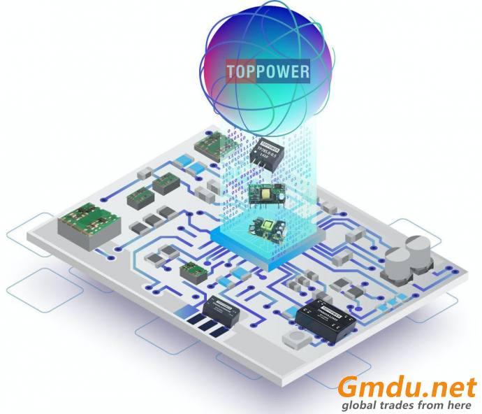 5W 2.5KV Isolation Wide Input AC/DC Converters TP05AR
