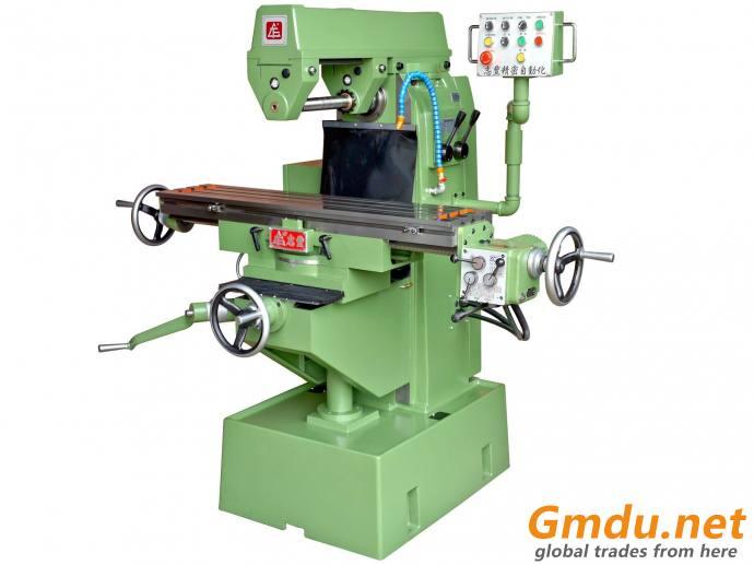 Horizontal milling machine CF-H1 (LIAN JENG CORP)