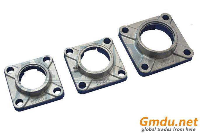 Lost Wax stainless steel casting bearing housing