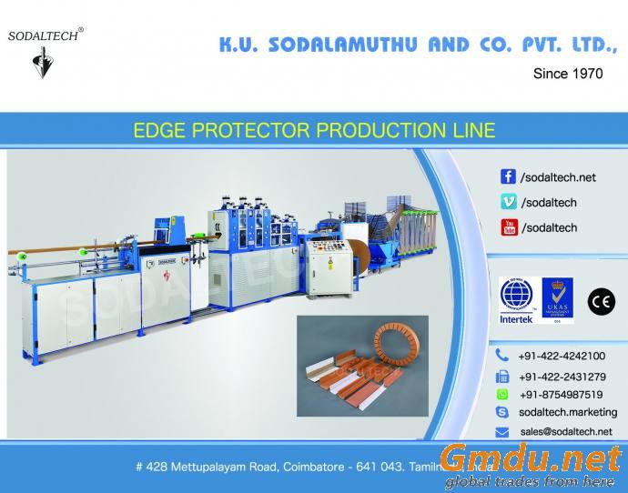 Edge Protector Making Machine