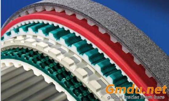 polyurethane solid belt