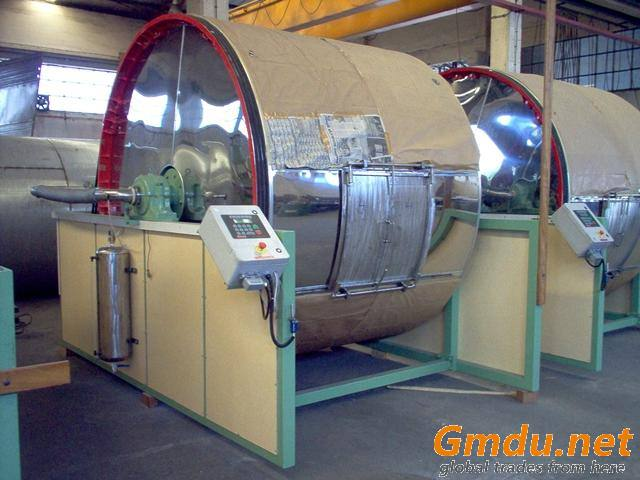 Stainless Steel Dry Milling Drum
