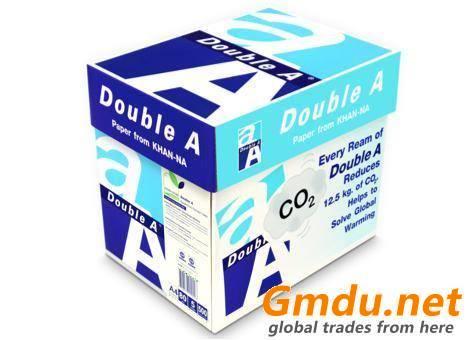 Double A4 copier paer