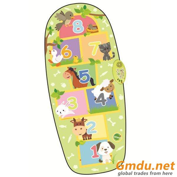 Hopscotch Game Electronic Playmats