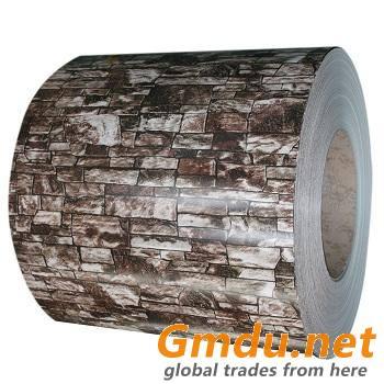 PPGI, prepainted steel coil