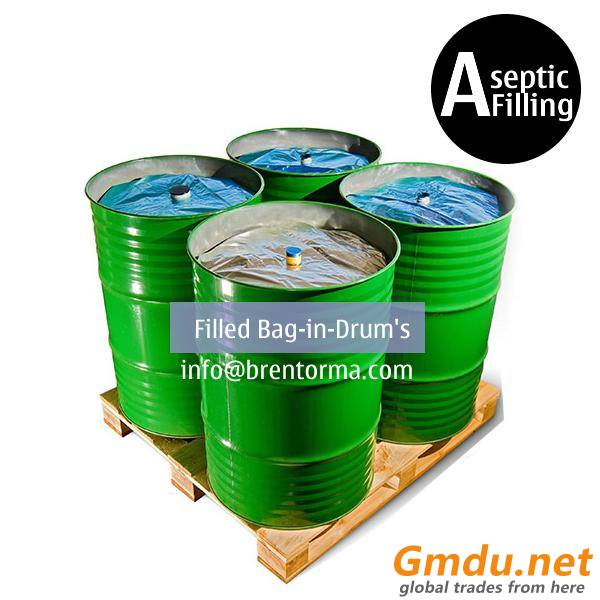 200 Litre Bag Aseptic Filler 220kg Bag in Drum Aseptic Filling Machine