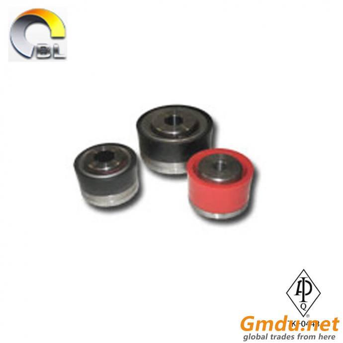 Triplex mud pump pistons