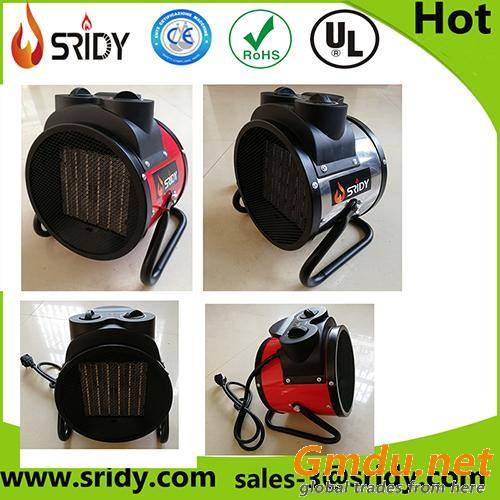 Ceramic PTC electric home fan heater