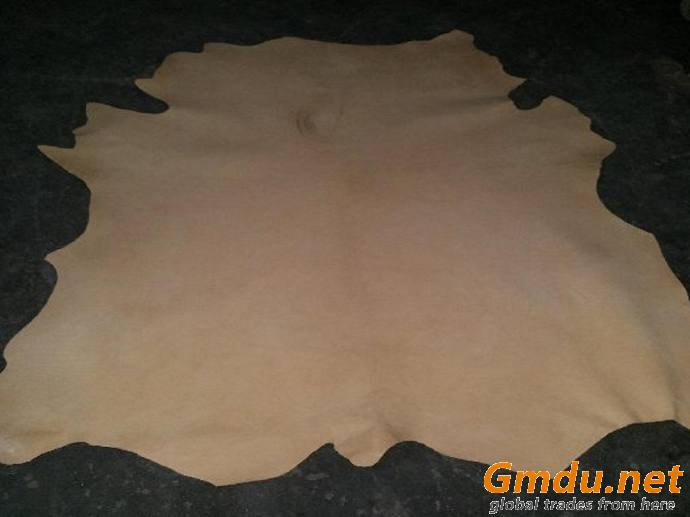 Cow-Leather-Lining, Cow-Crust-Upper