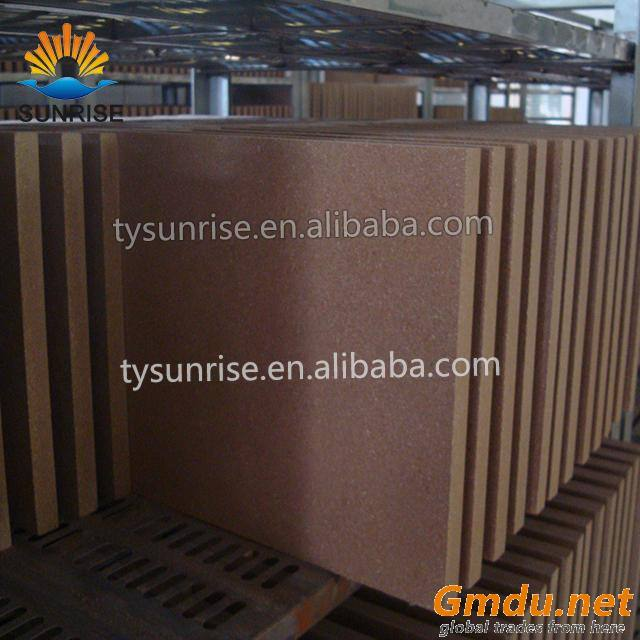 Hard Magnesium Silicate Insulation Board Used for Electrolyt