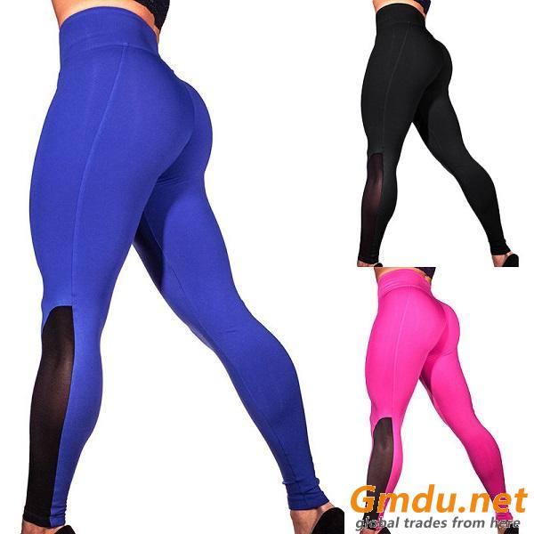 Women High Waist Gym Spandex Seam Custom Fitness Sports Yoga Legging