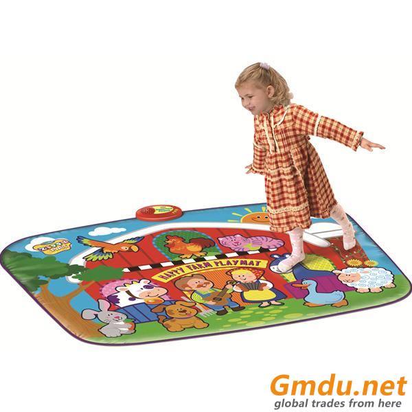 Happy Farm Playmat