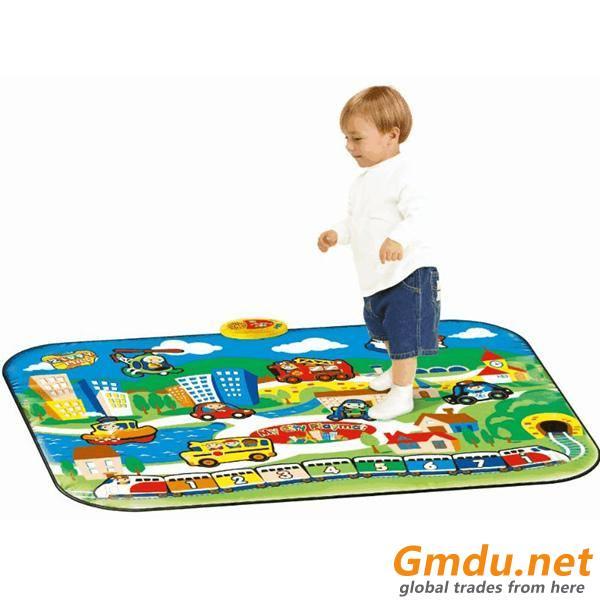 Happy City Playmat Zippy Mat