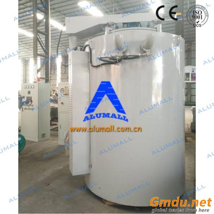 30kw Muffle Nitriding Furnace With Vacuum Pump