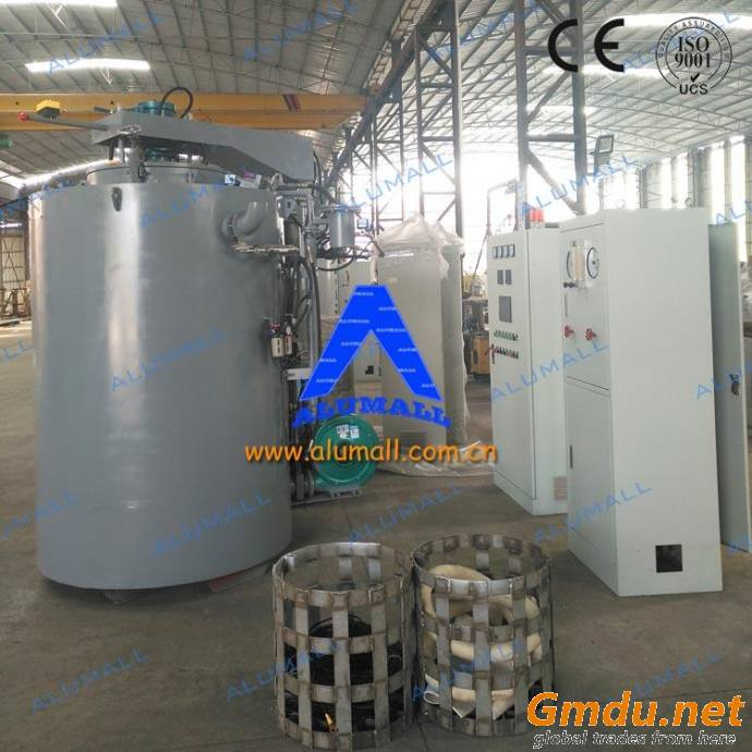 45kw High Efficiency Well Type Muffle Nitriding Electric Oven