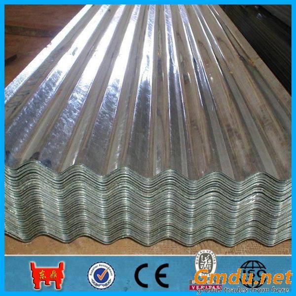 Corrugated Galvanised Steel Roof Sheet Cgi