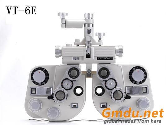 VT-6E Manual Vision Tester