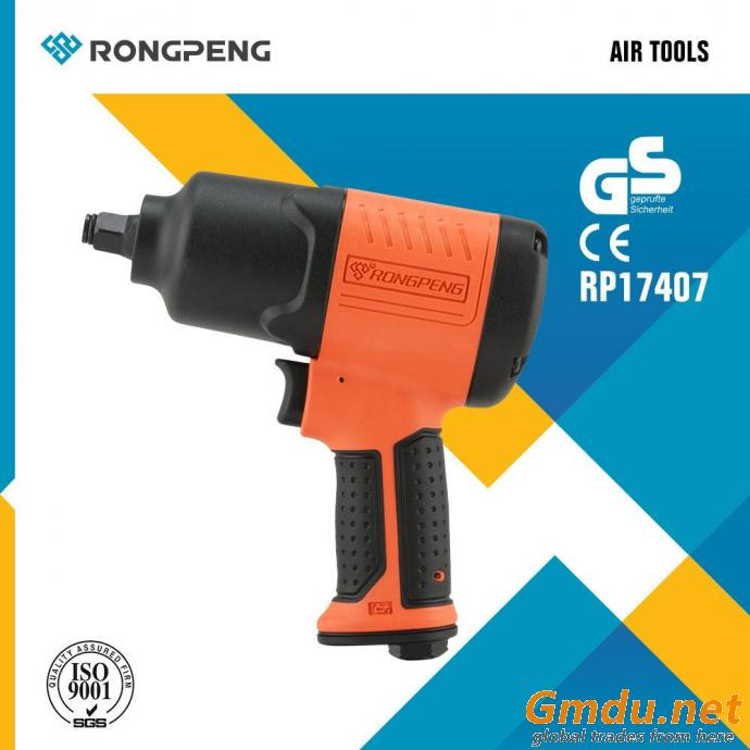 RONGPENG Air Impact Wrench RP17407