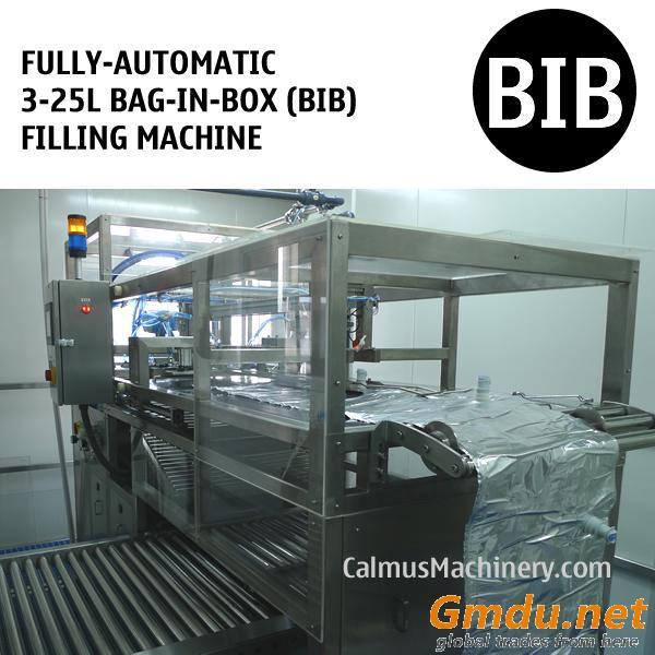 Fully-automatic 5L 10L 20L WEB Type Bags Filler Bag in Box Filling Machine