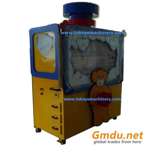 Build bear stuffing machine teddy bear filling machine