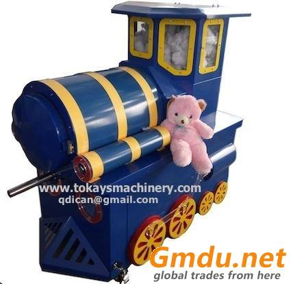 Dolls filling machine for animal bear stuffing