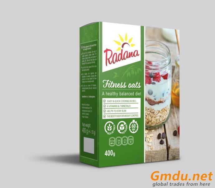 Fitness oats