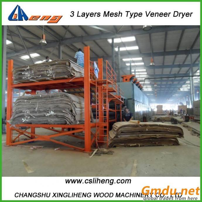 Veneer Mesh Dryer
