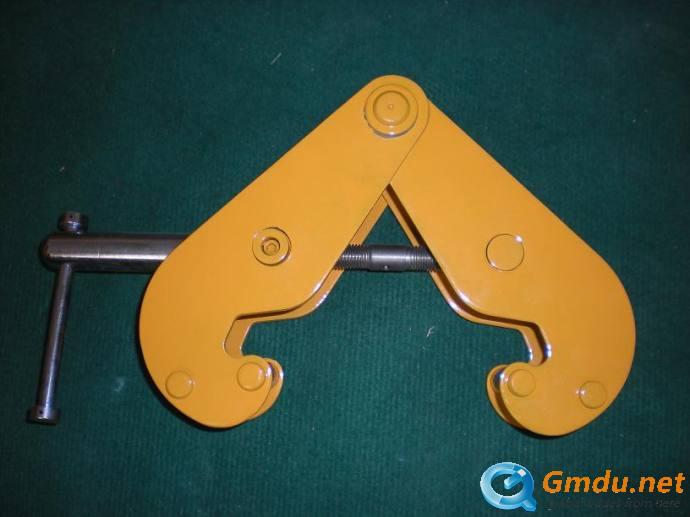model YC beam clamp