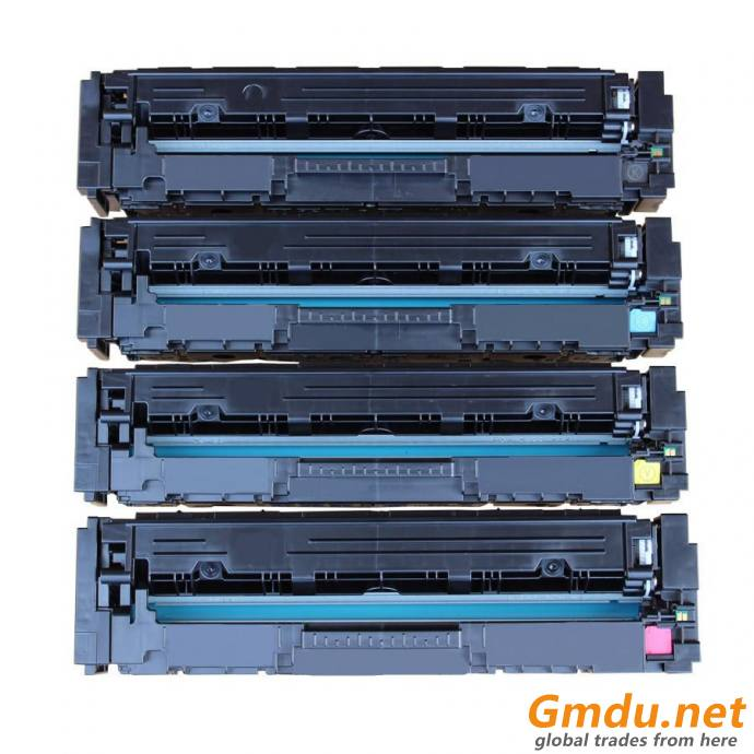 Compatible Color Toner Cartridge For HP 201A-B/C/M/Y
