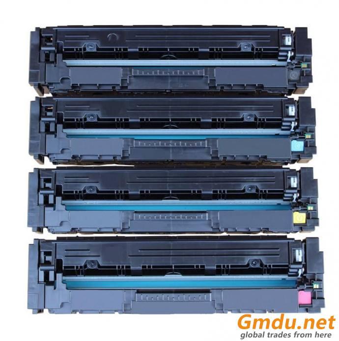 Color Compatible Toner Cartridge for HP CF400A/CF401A/CF402A/CF403A