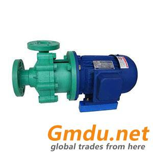 FS PP plastic chemical industry centrifugal pump